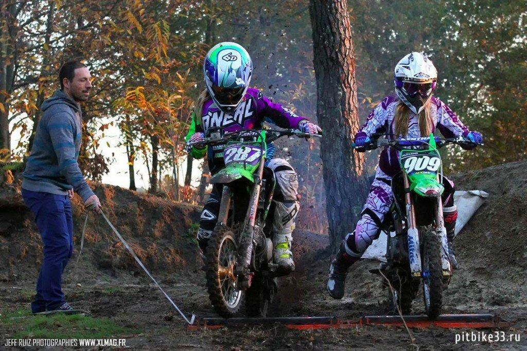 pitbike girls